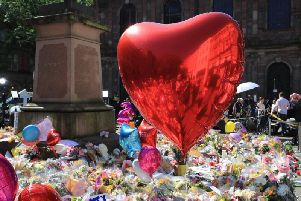 Tributes to the victims of the Manchester Arena bombing