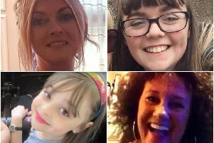 Among the 22 victims of the Manchester bomber were, clockwise from top left, Michelle Kiss, Georgina Callendar, Jane Tweddle and Saffie Roussos