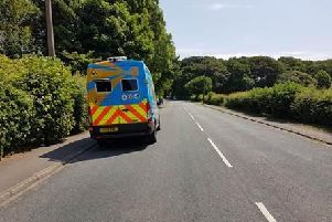 Lancashire's mobile speed camera vans will be out this weekend