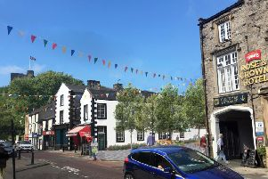 What Clitheroe town centre could look like.