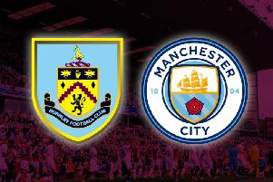 Burnley v Manchester City
