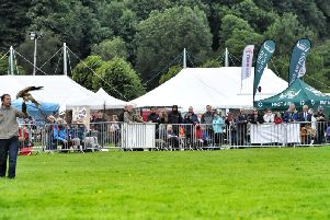 The Royal Lancashire Show at Ribchester