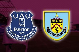 Everton v Burnley