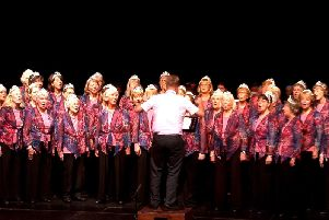 Nelson Civic Ladies Choir