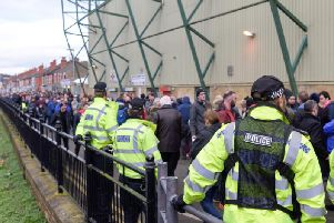The UK football clubs with the highest number of supporters arrested in the 2018/2019 season have been revealed in new Government statistics