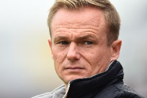 Dean Keates is back at Wrexham for his second spell as manager.