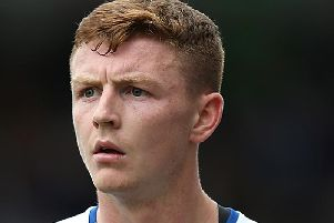 Former Chesterfield and Mansfield Town player, Dion Donohue, has signed for Swindon Town.