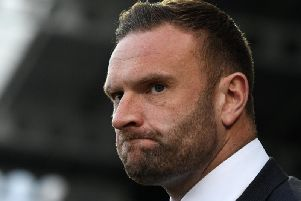Barrow AFC have rejected an approach by AFC Fylde for manager and Spireites legend Ian Evatt.