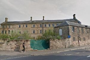 The former Ward, Brettle and Ward warehouse in Belper, was built in the early 1800s and is Grade-II listed.