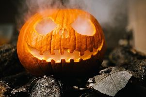 The students have created two Halloween themed videos.