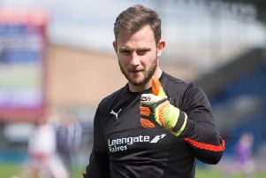 Former Chesterfield goalkeeper, Tommy Lee, is now a youth coach at Sheffield Wednesday. Picture by James Williamson