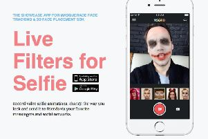 MSQRD app turns you in the Joker and more