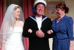 Sailor Beware, presented by Bolsover Drama Group