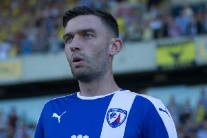 Jay O'Shea has scored eight goals in all competitions this season
