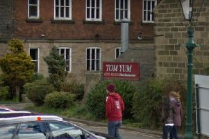 Tom Yum Thai Kitchen: The Courtyard, North Mill, Bridge Foot, Belper, DE56 1YD. Picture: Google Maps