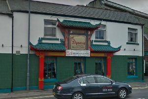 Dynasty: 38 Wheatbridge Road, Chesterfield ,S40 2AB. Picture: Google Maps
