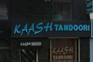 Kaash Tandoori: 375 Sheffield Road, Chesterfield, S41 8LL. Picture: Google Maps