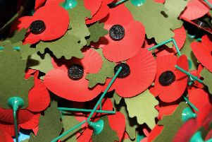 Thankyou Chesterfield....more than 25,000 poppies created for ambitious World War One tribute