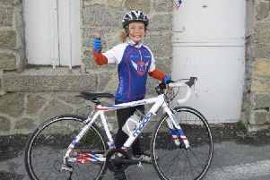 Matlock teen's attempt 'to ride to the top of Everest by bike'