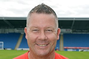 Chesterfield fc - Adrian Whitbread (assistant manager)