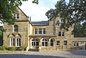 Take a look at this stunning £2million property up for sale in the heart of a Peak District town