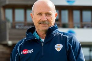 Dave Houghton, Derbyshire's new head of cricket.