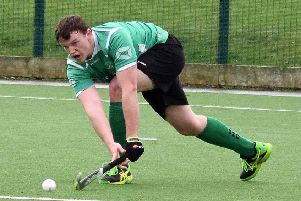 Ben Curley, who won the man-of-the-match award for Chesterfield.