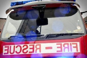 Firefighters tackle cooker fire in Heanor