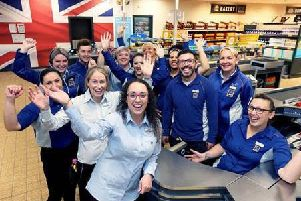 Aldi is recruiting for 32 new staff as it prepares to open a store in Bakewell in early 2019.