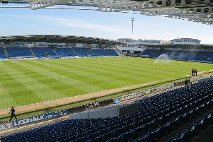 Chesterfield v Havant & Waterlooville