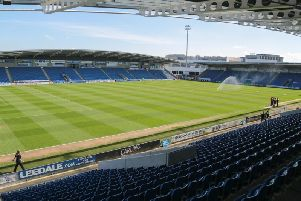 Chesterfield host Salford City