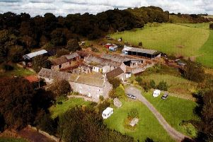 Historic Derbyshire farm to be turned into hotel and restaurant