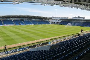Could Chesterfield FC be run by supporters via a mobile phone app?
