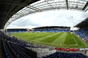 Chesterfield's Proact Stadium has already witnessed a few forgettable faces
