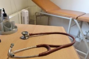More than 5,000 GP appointments were missed in north Derbyshire in December.