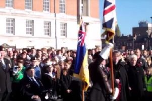 Chesterfield Borough Council renews pledge to support veterans by signing updated covenant