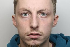 Kyle Alan Tuck, 20, of Bower Farm Road, Old Whittington, Chesterfield, has been jailed for 12 weeks after he was convicted of assault, driving without insurance and without a licence, and for two counts of failing to surrender to custody and for possessing cannabinoid drug Mamba.