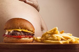 Obesity costs the NHS around 10billion a year.
