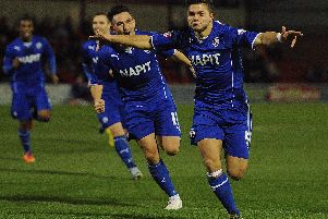 Sam Morsy was a popular Spireite during his time at the Proact