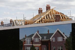 From April 2018 to March 2019, about 120 new homes were built  50% more than over the previous year.
