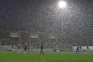 Chesterfield fight back in the rain at Maidenhead