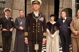 The King's Speech is at Chesterfield's Pomegranate Theatre from August 20 to 24.