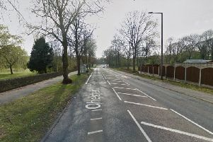 Chesterfield Road, Calow