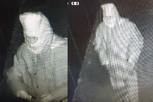 Police want to speak to this person in connection with the incident.