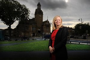 Tracy Brabin is Labour's candidate to succeed Jo Cox as MP for Batley and Spen