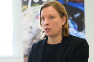 Tracey Crouch, who has been appointed minister for loneliness. Picture: Matt Crossick/PA Wire
