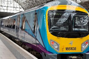 TransPennine Express has apologised to customers.