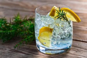 The Gin Club will launch this Friday with a one night only tasting event