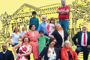 The Batley Variations is being performed in the town this weekend.