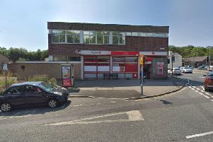 Robbers targeted the post office in Greenside, Cleckheaton. Picture: Google